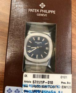 Patek Philippe Nautilus 5711P