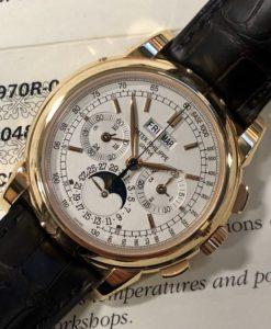 Patek Philippe Perpetual Calendar Chronograph 5970R