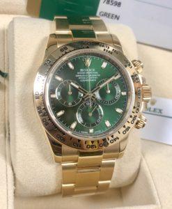Rolex Daytona 116508 Green