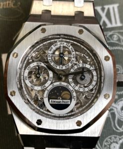 Audemars Piguet Royal Oak Perpetual Calendar 25829ST Skeleton