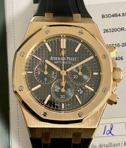 Audemars Piguet Royal Oak Chronograph 26320OR