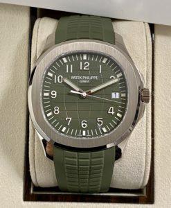 Patek Philippe Aquanaut 5168G Green
