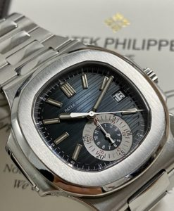 Patek Philippe Nautilus Chronograph 5980A Blue