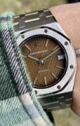 Audemars Piguet Royal Oak 4100ST Tropical