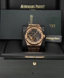 Audemars Piguet Royal Oak Double Balance Wheel Openworked 15407OR