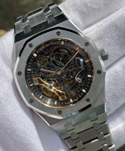 Audemars Piguet Royal Oak Double Balance Wheel Openworked 15407ST