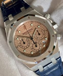 Audemars Piguet Royal Oak Chronograph 26022BC Salmon