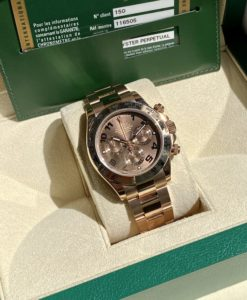 Rolex Daytona 116505 Chocolate