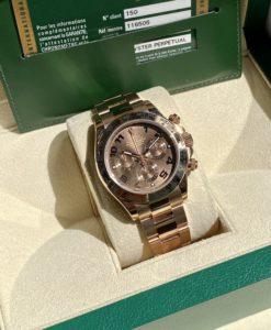 Rolex Daytona 116505 Chocolate