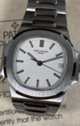 Patek Philippe Nautilus 3800A White Dial