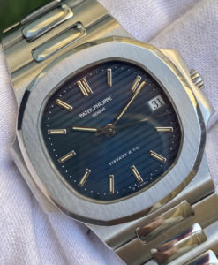 Patek Philippe Nautilus 3800A Tiffany & Co