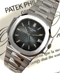 Patek Philippe Nautilus 3800A Blue Dial 2007 Full Set