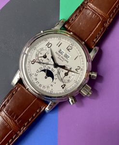 Patek Philippe Split Seconds Perpetual Calendar 5004P