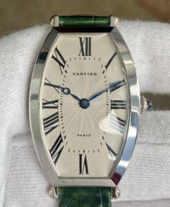 Cartier Tonneau XL Platinum