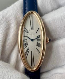 Cartier Baignoire Allongée Rose Gold